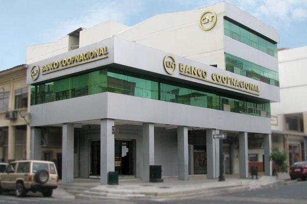 Banco coopnacional red de oficinas for Banco exterior agencias